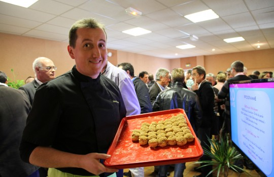 Buffet 20 ans Inforoutes